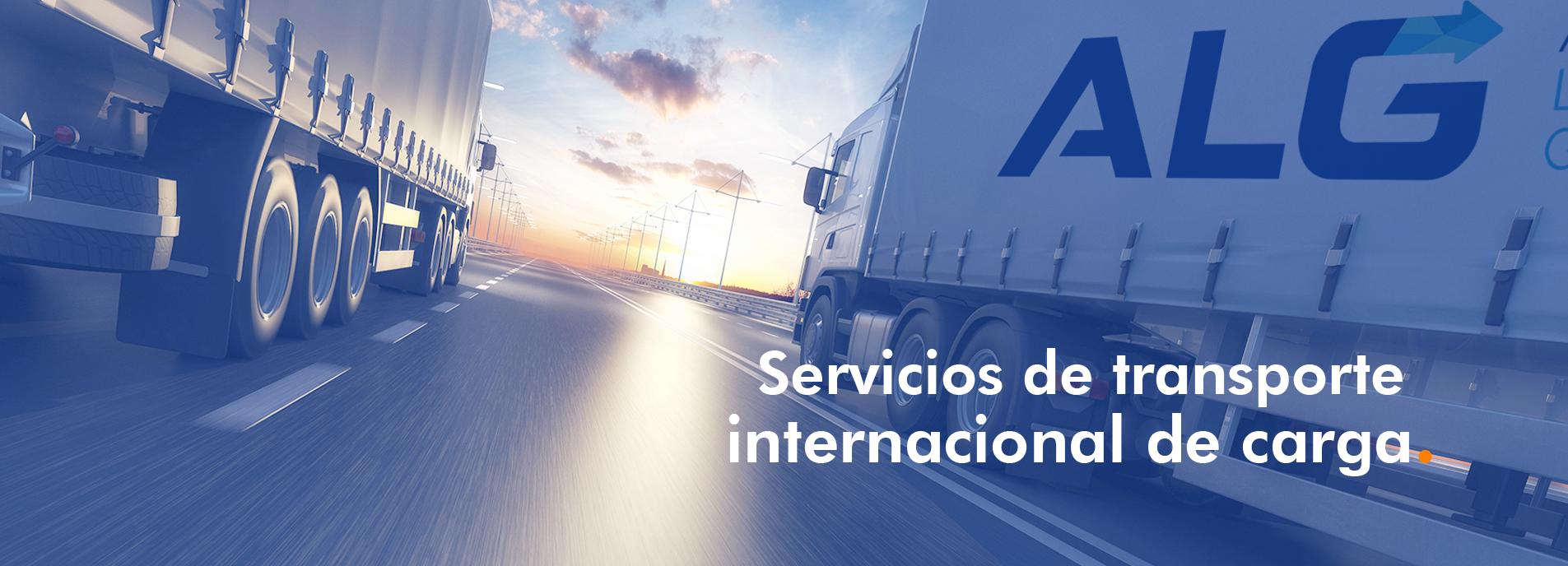 Servicios de Transporte Internacional de Carga ALG